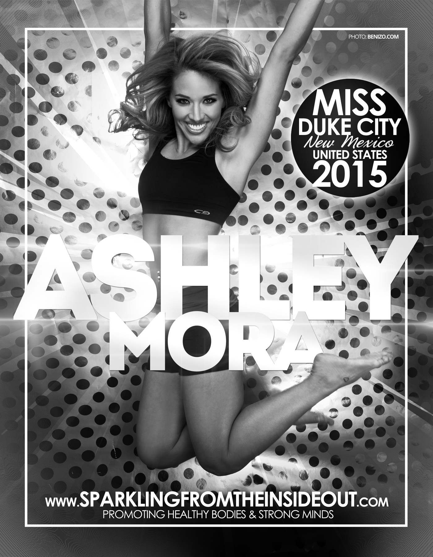 ASHLEY MORA | Miss NM US