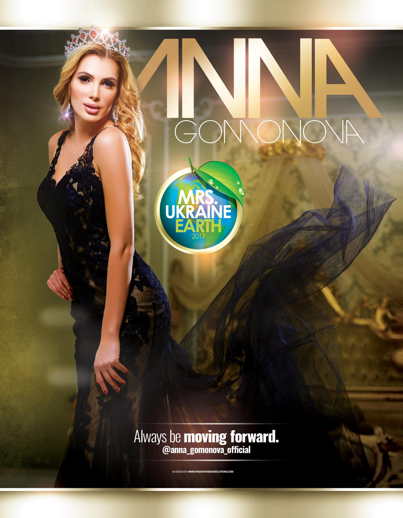 Gomonova, Anna AD