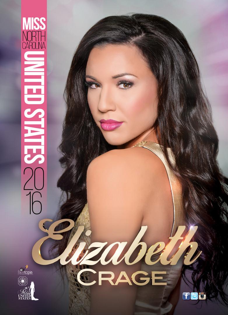 Elizabeth Crage 2016 Promo Card 5X7 CMYK