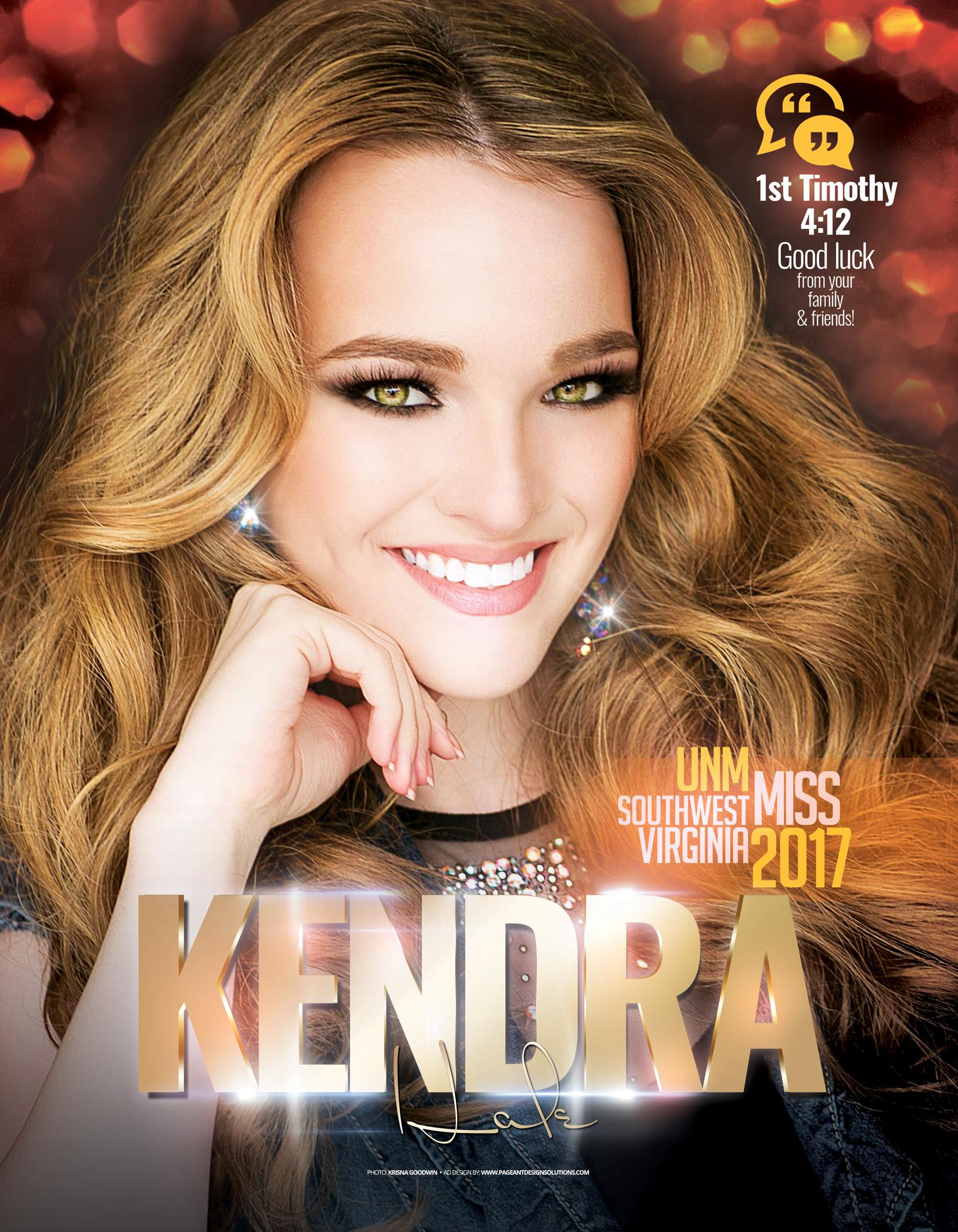 Hale, Kendra AD