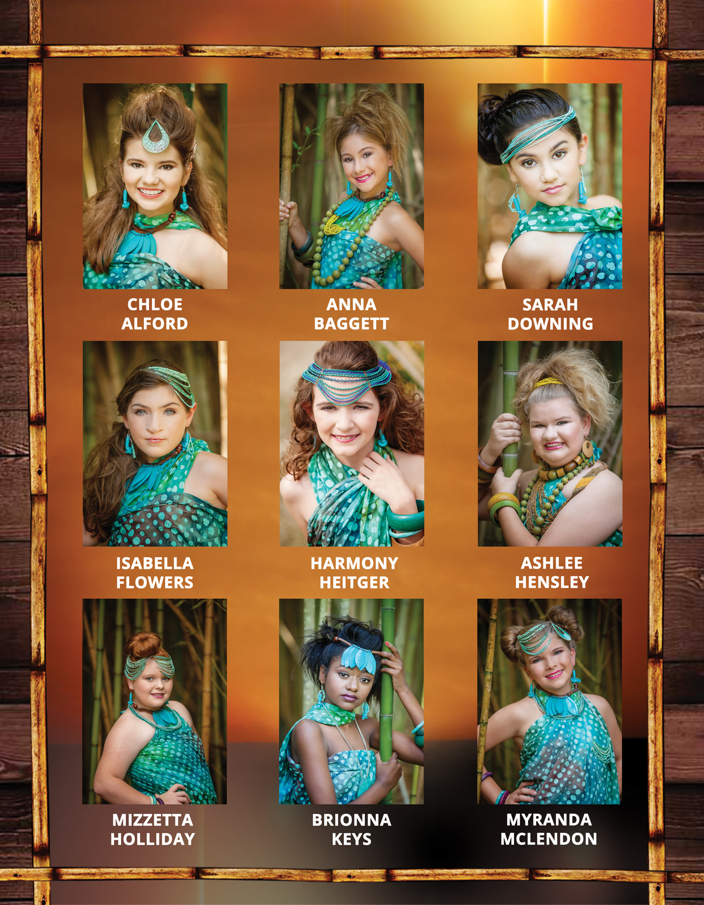 Pageant Program Books