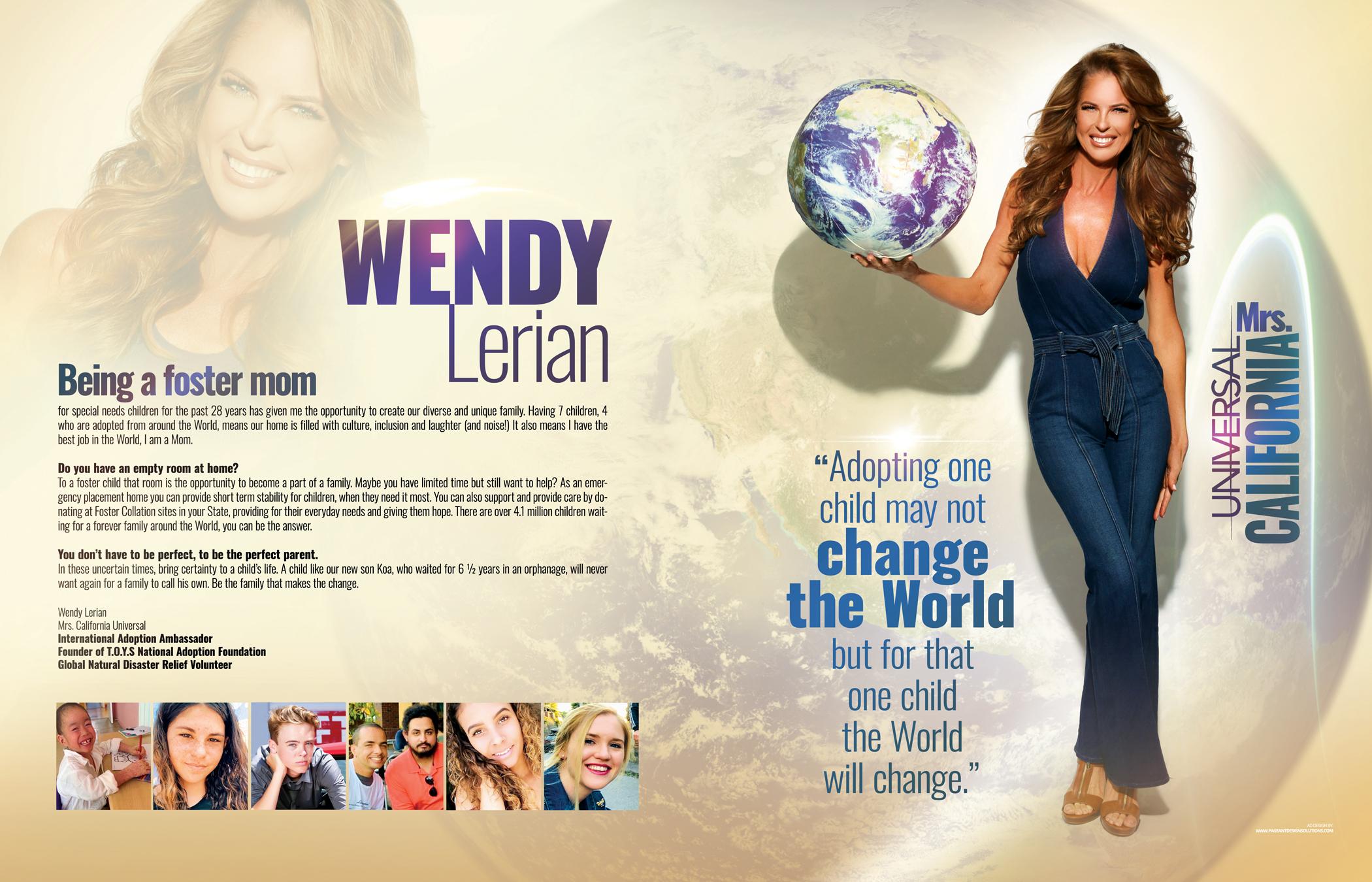 Lerian, Wendy SPREAD UNIVERSAL