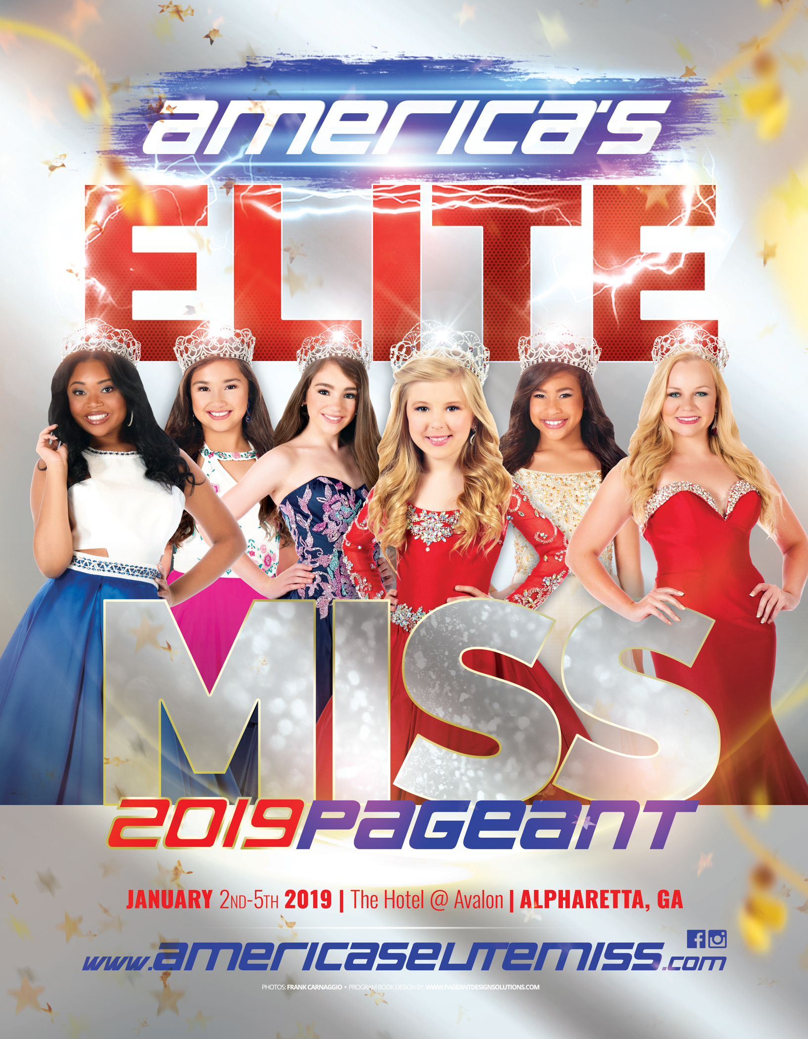 ELITE 2019 Front Cover
