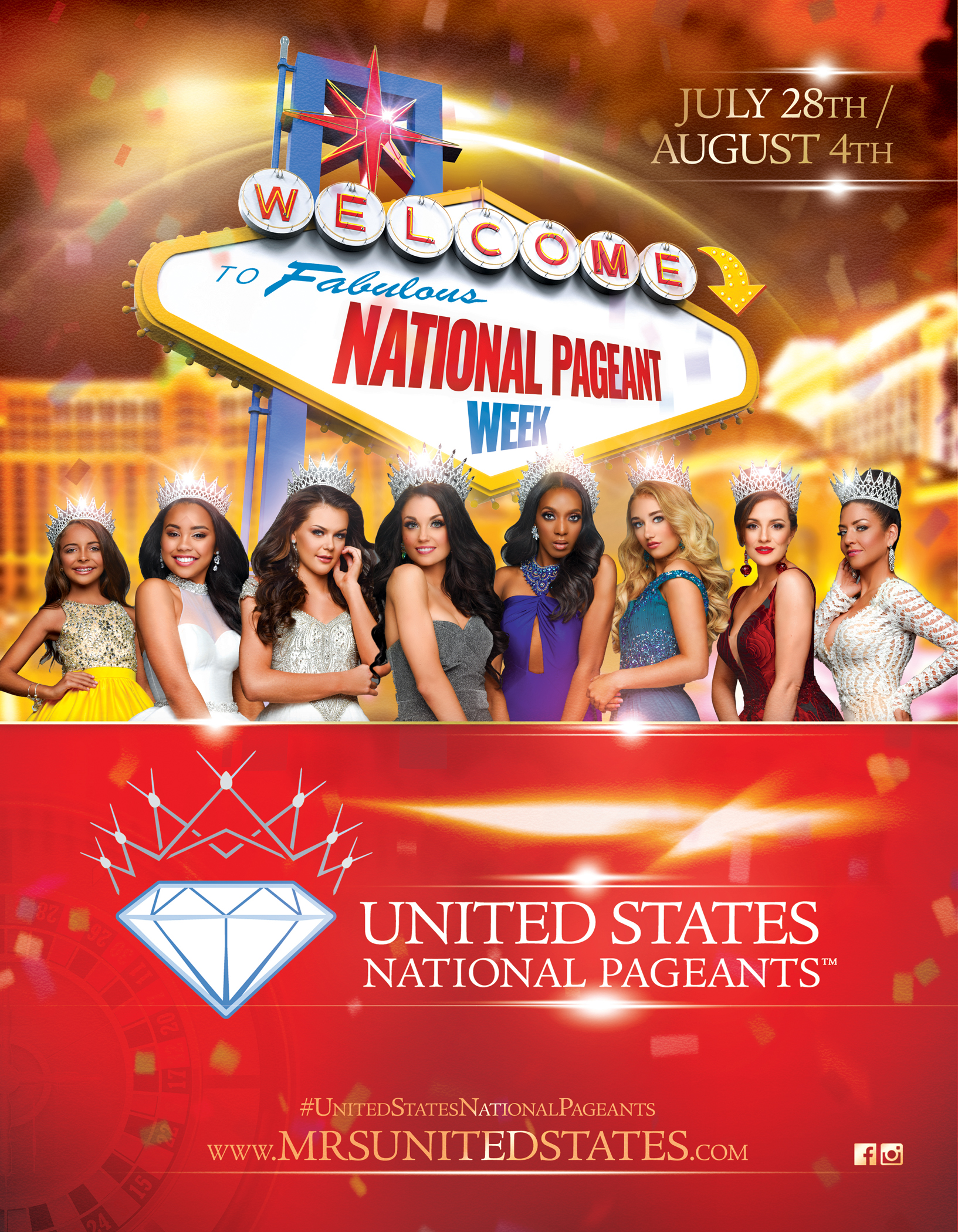 Pageant Design