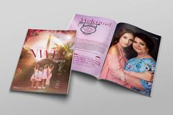 Pageant Program Books & Ad Design