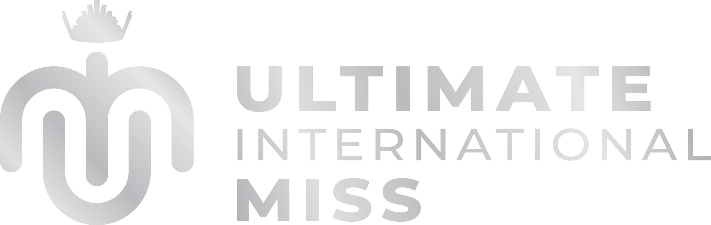 U.I.M Logo SILVER Hor.