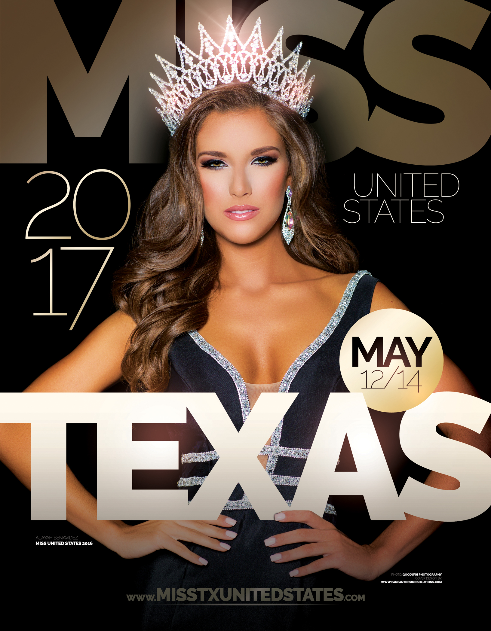 Pageant Program Book Design