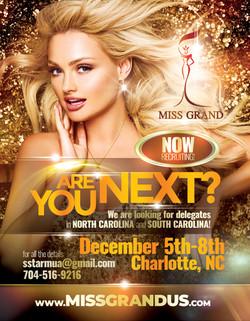 SC NC GRAND Promo Flyer