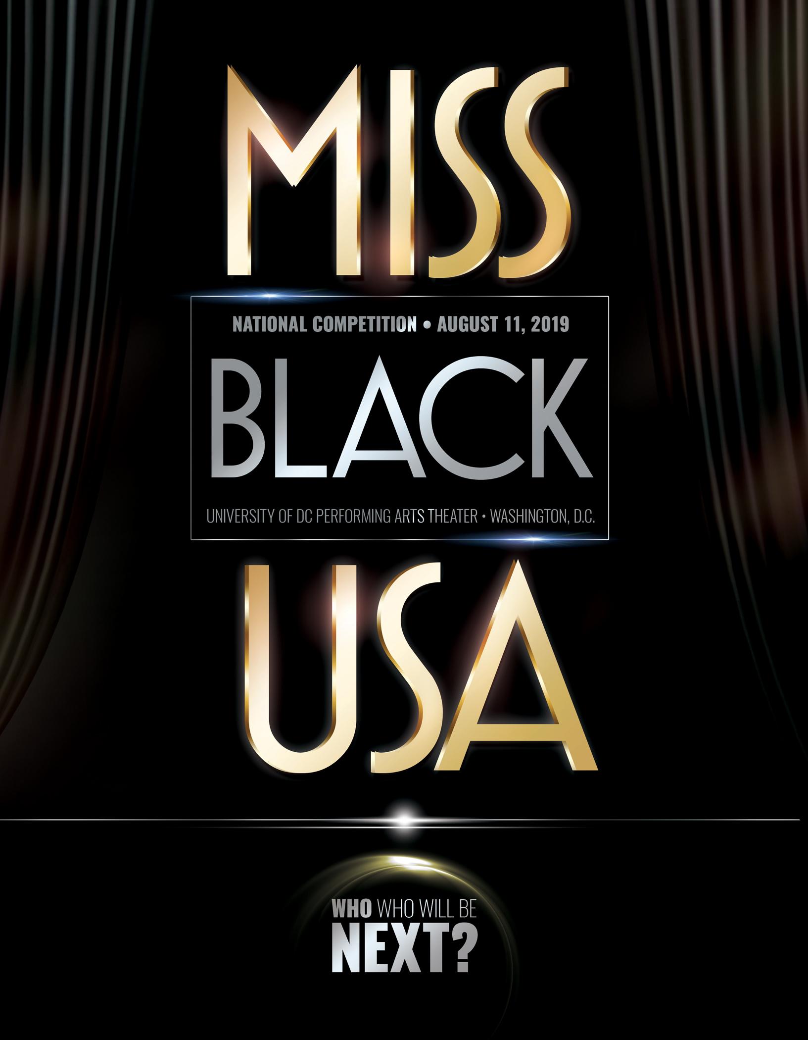 Black USA 19 FRONT