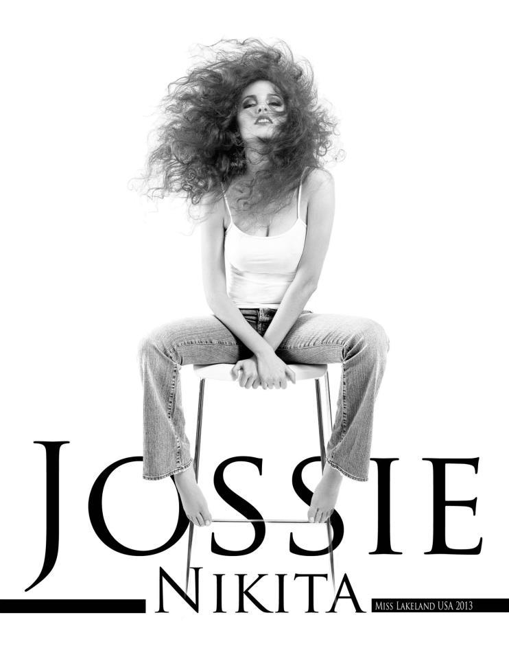 JOSSIE NIKITA / MISS LAKELAND USA