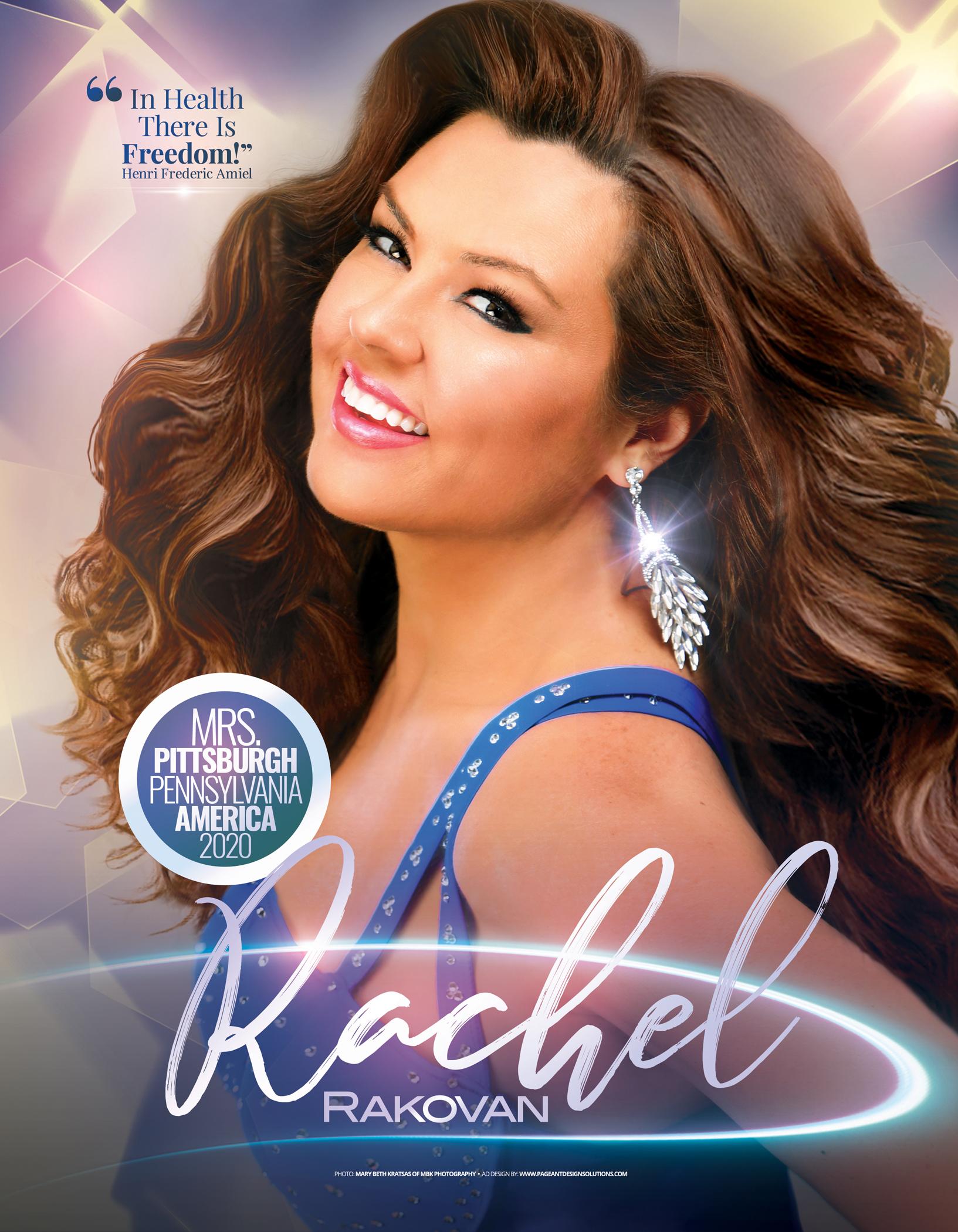 Rakovan, Rachel AD 1