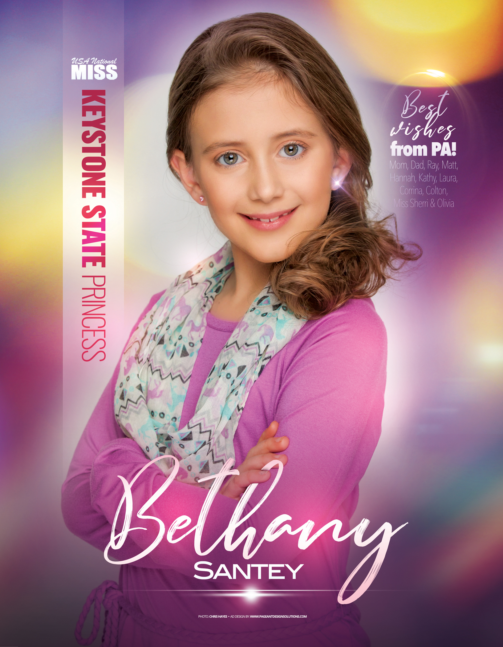 Santey, Bethany AD