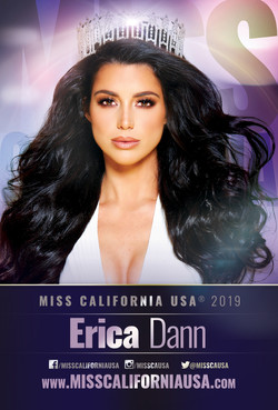 Autograph Card CA USA