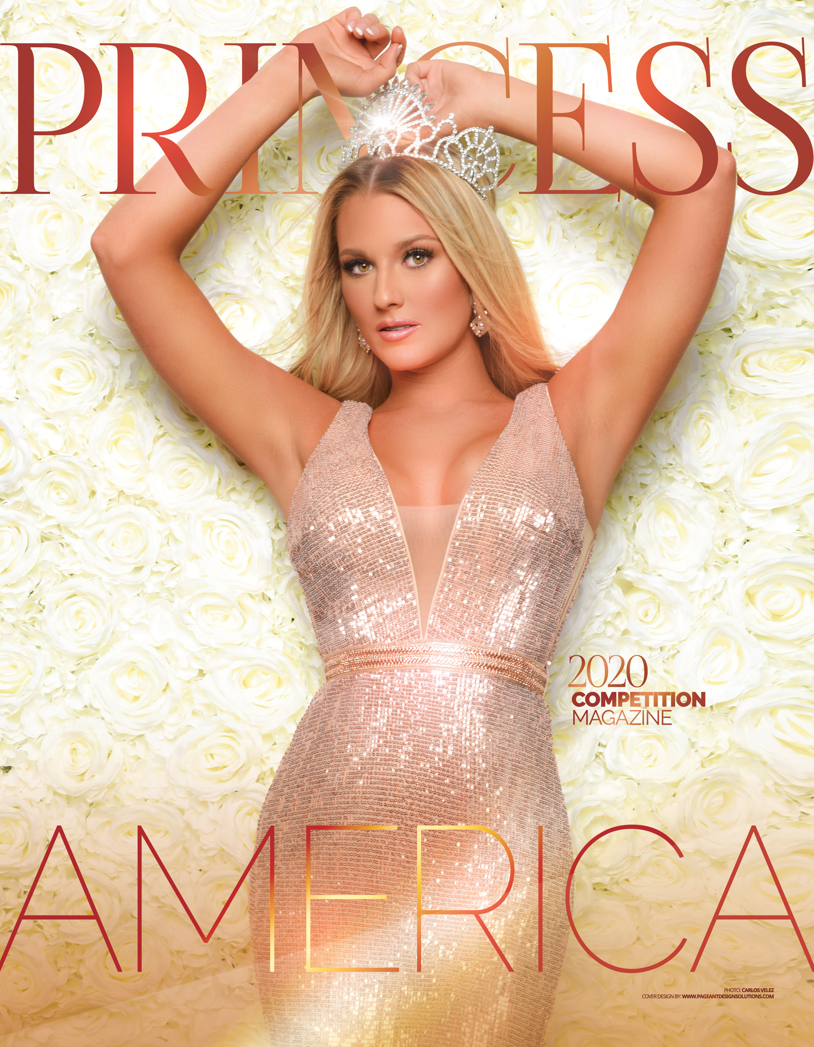 Princess America 2020 FRONT COVER