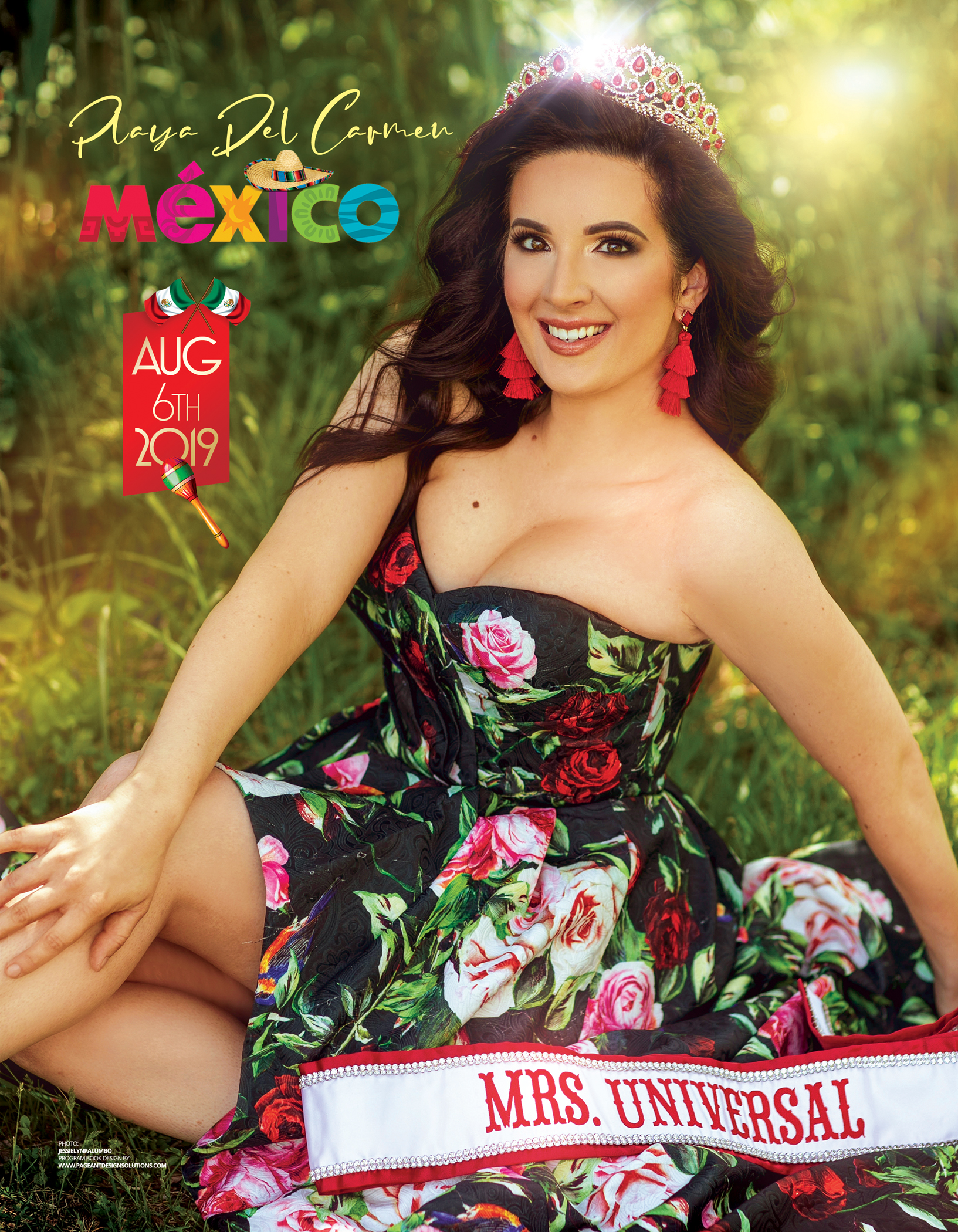 Mrs Universal 2019 FRONT COVER