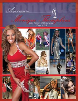 Pageant Program Book Design