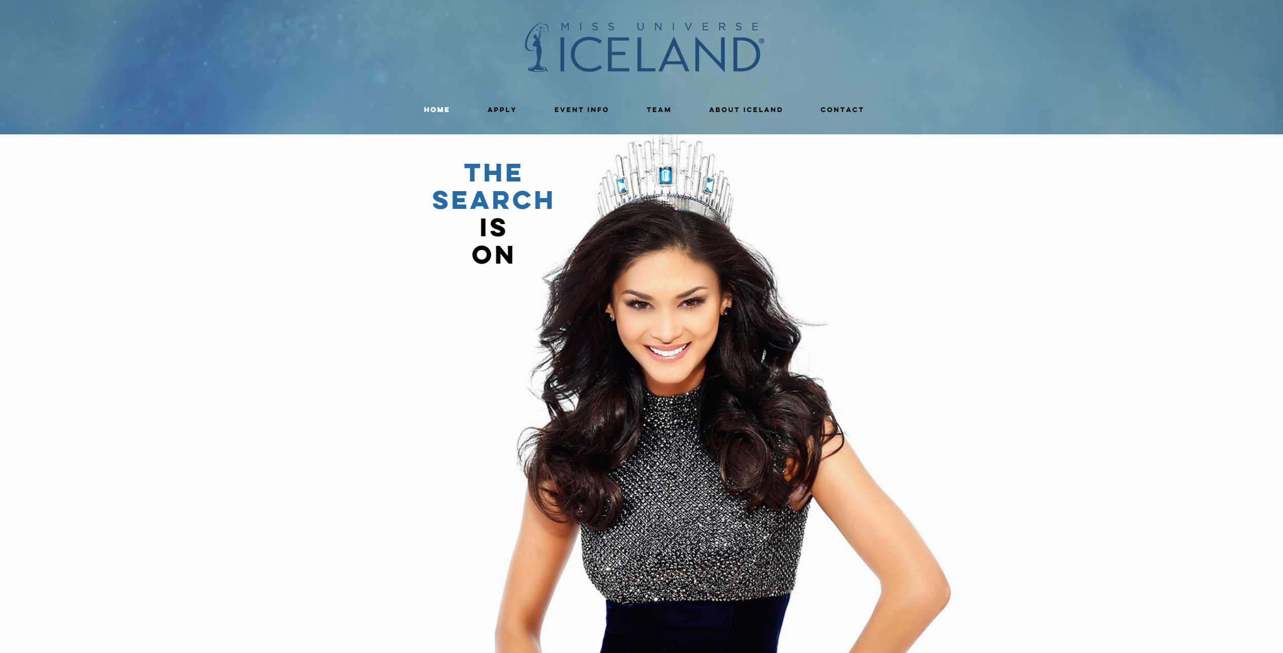Miss Universe Iceland