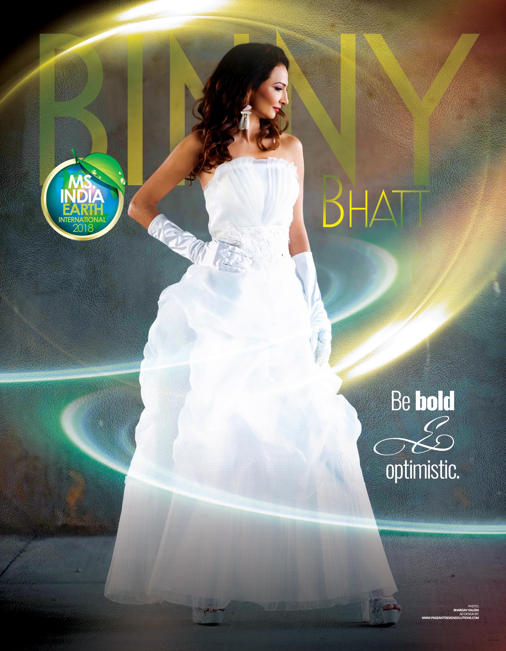 Bhatt, Binny AD