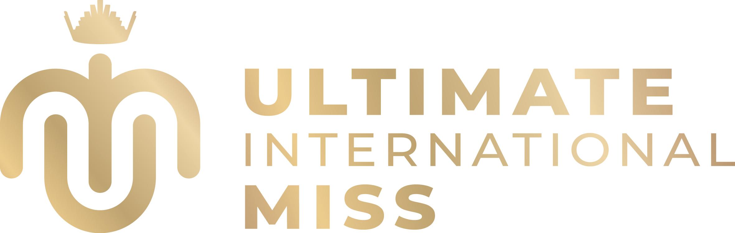 U.I.M Logo GOLD Hor.