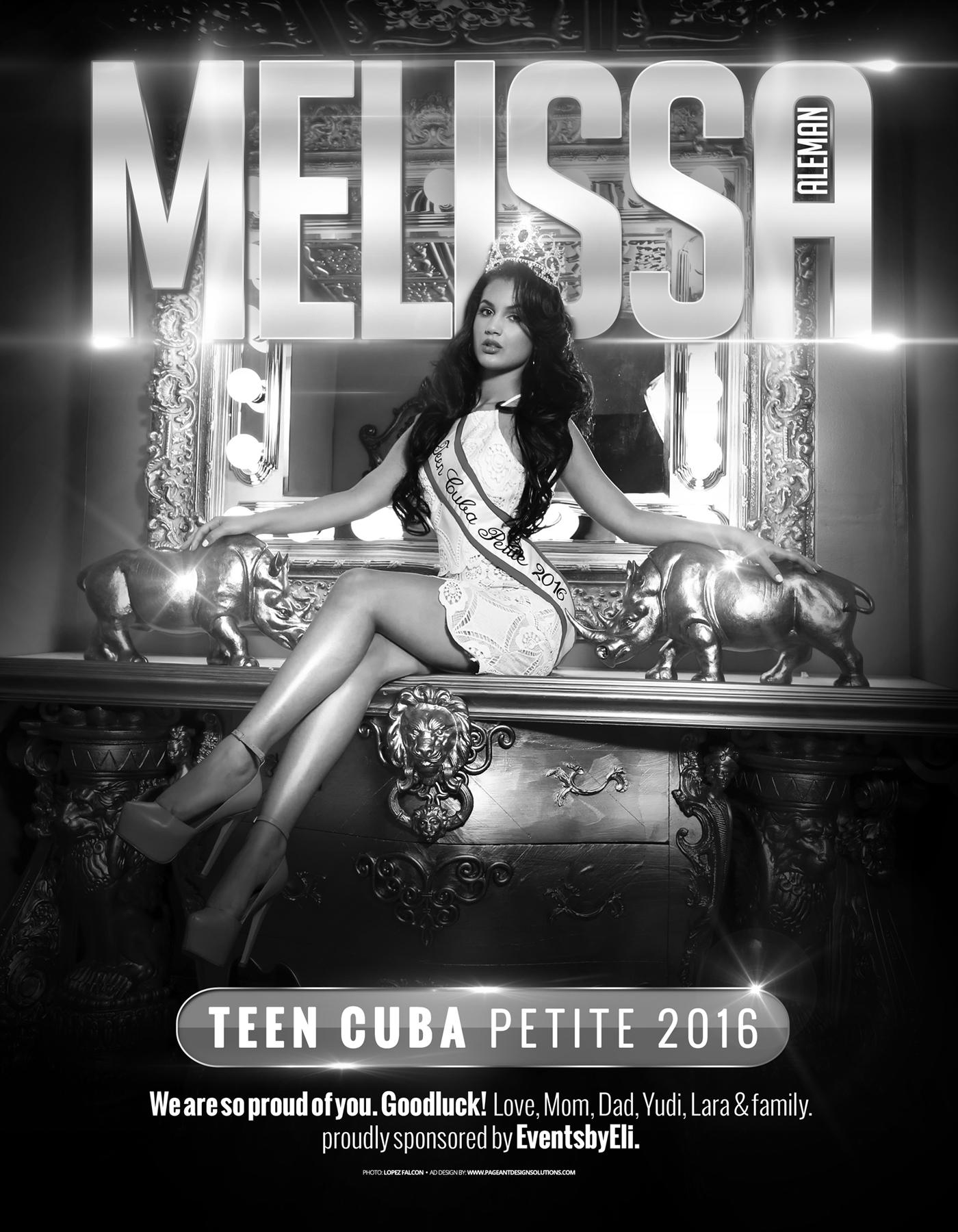 Melissa Aleman | Teen Cuba Petite