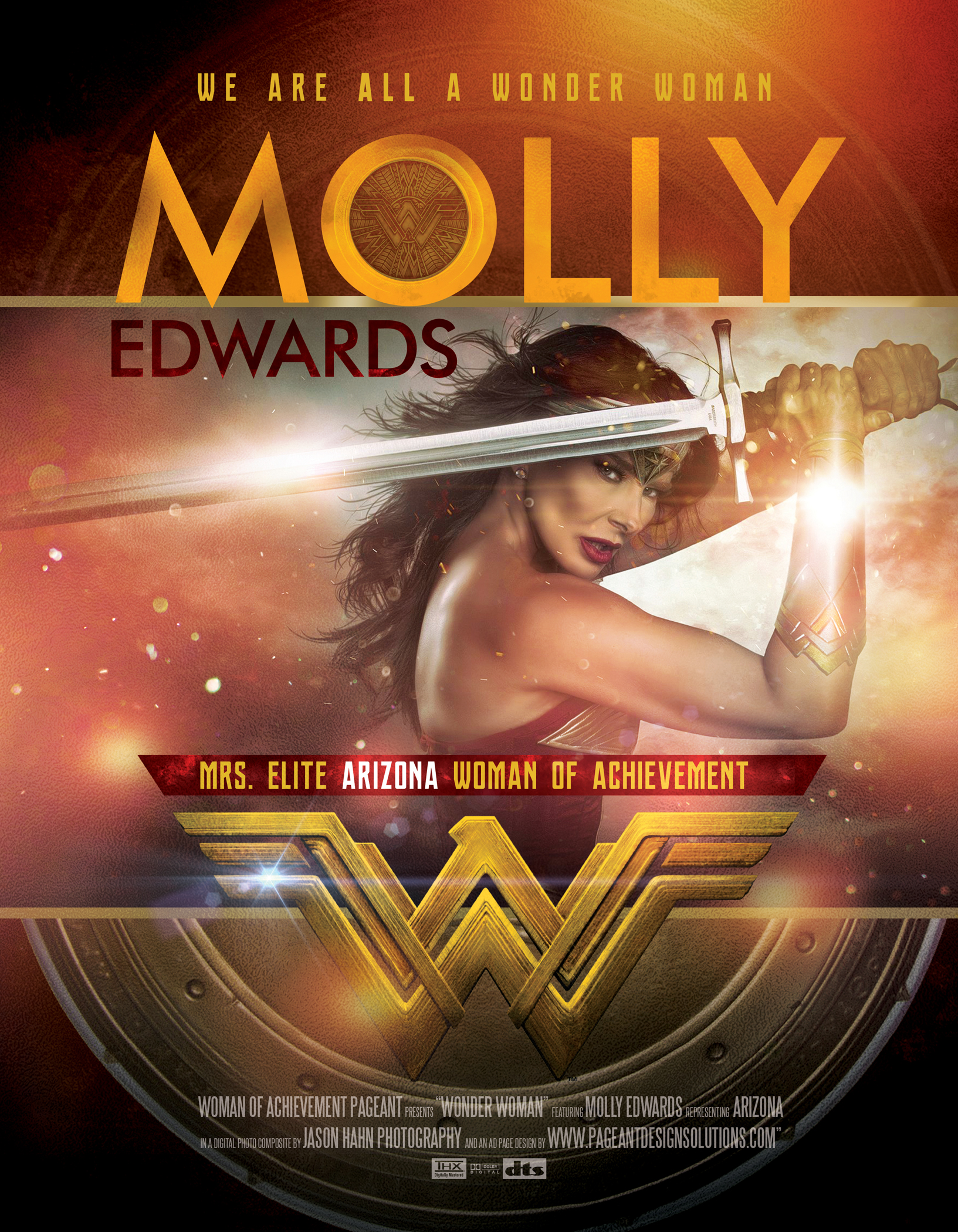 Edwards, Molly AD