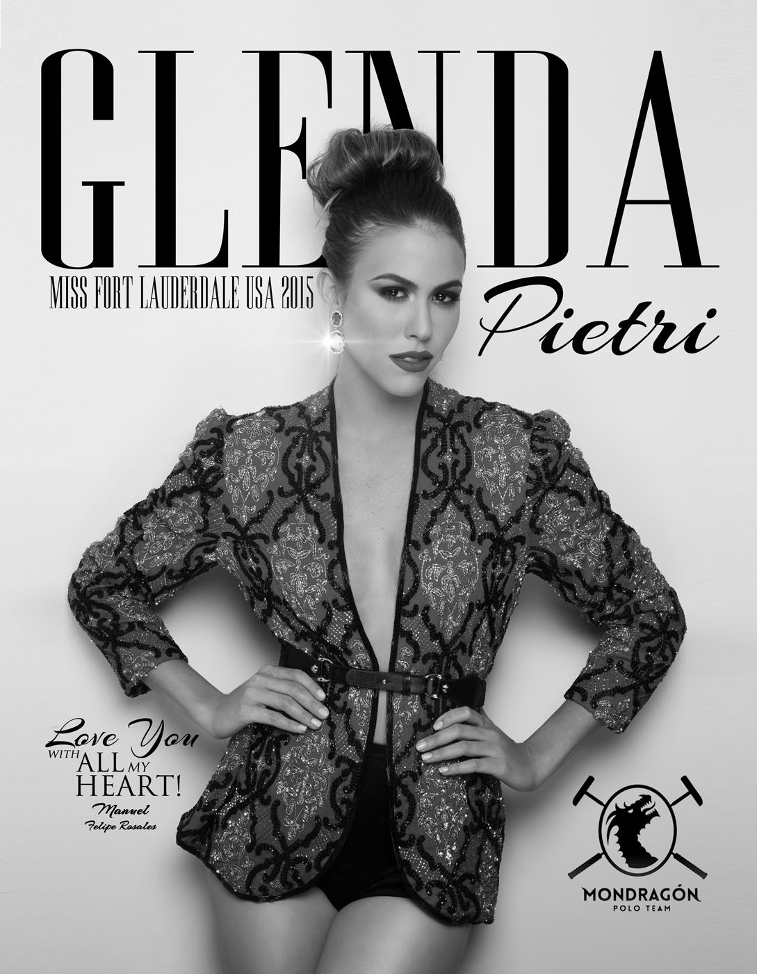 GLENDA PIETRI / MISS FT. LAUDERDALE