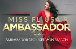 MISS AMBASSADOR web banner
