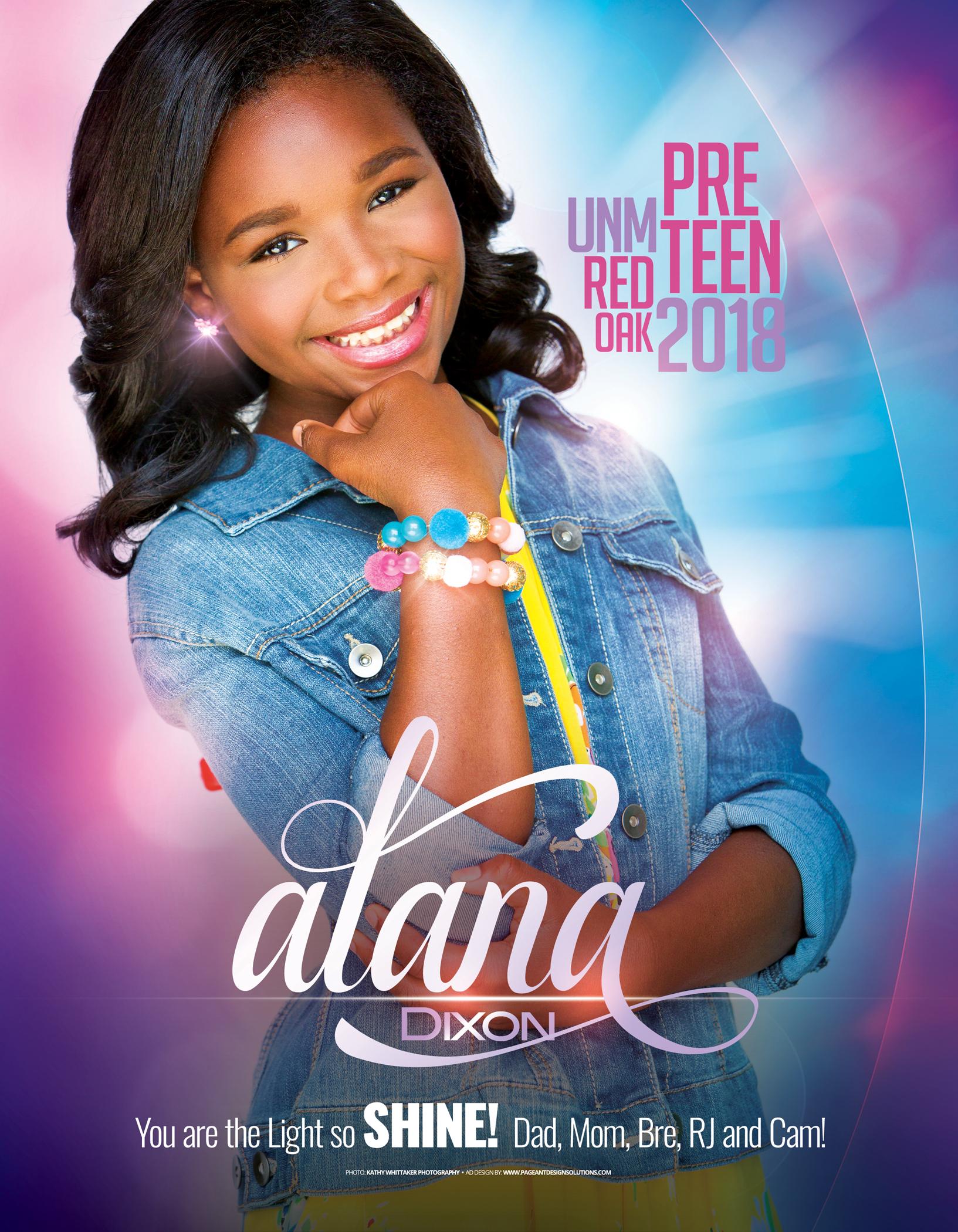 Dixon, Alana AD