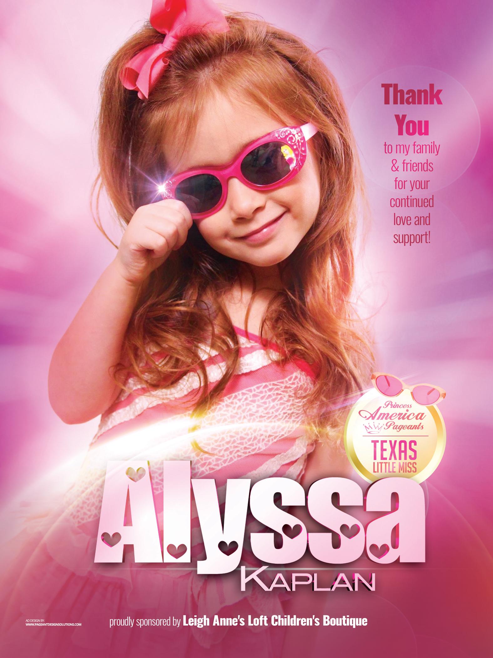 Kaplan, Alyssa AD