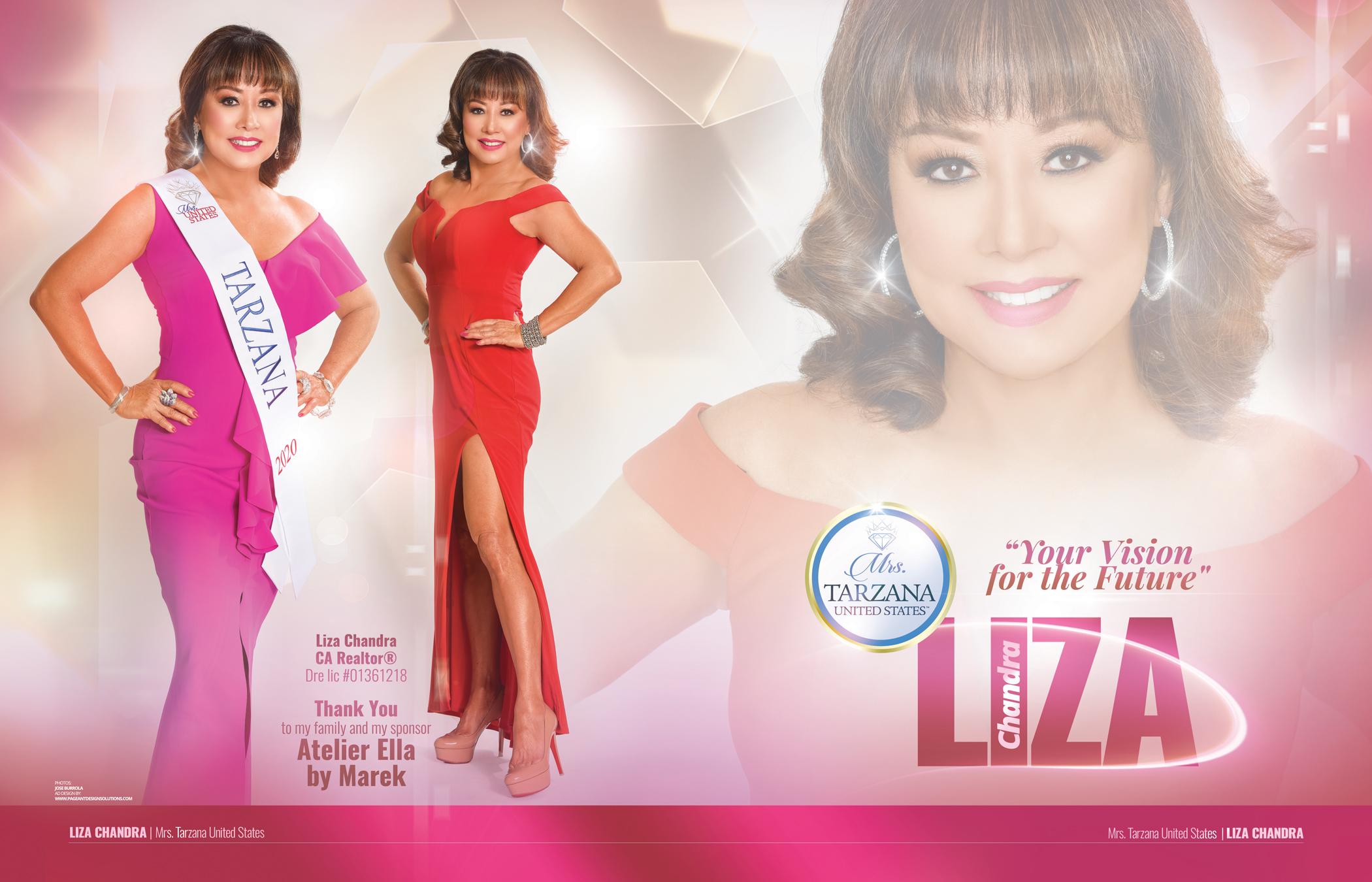 Chandra, Liza AD