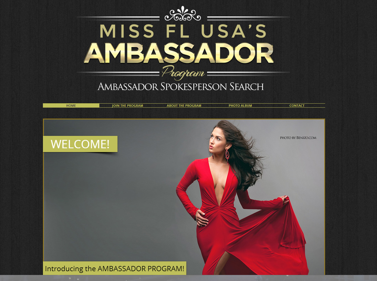 Miss Ambassador Program