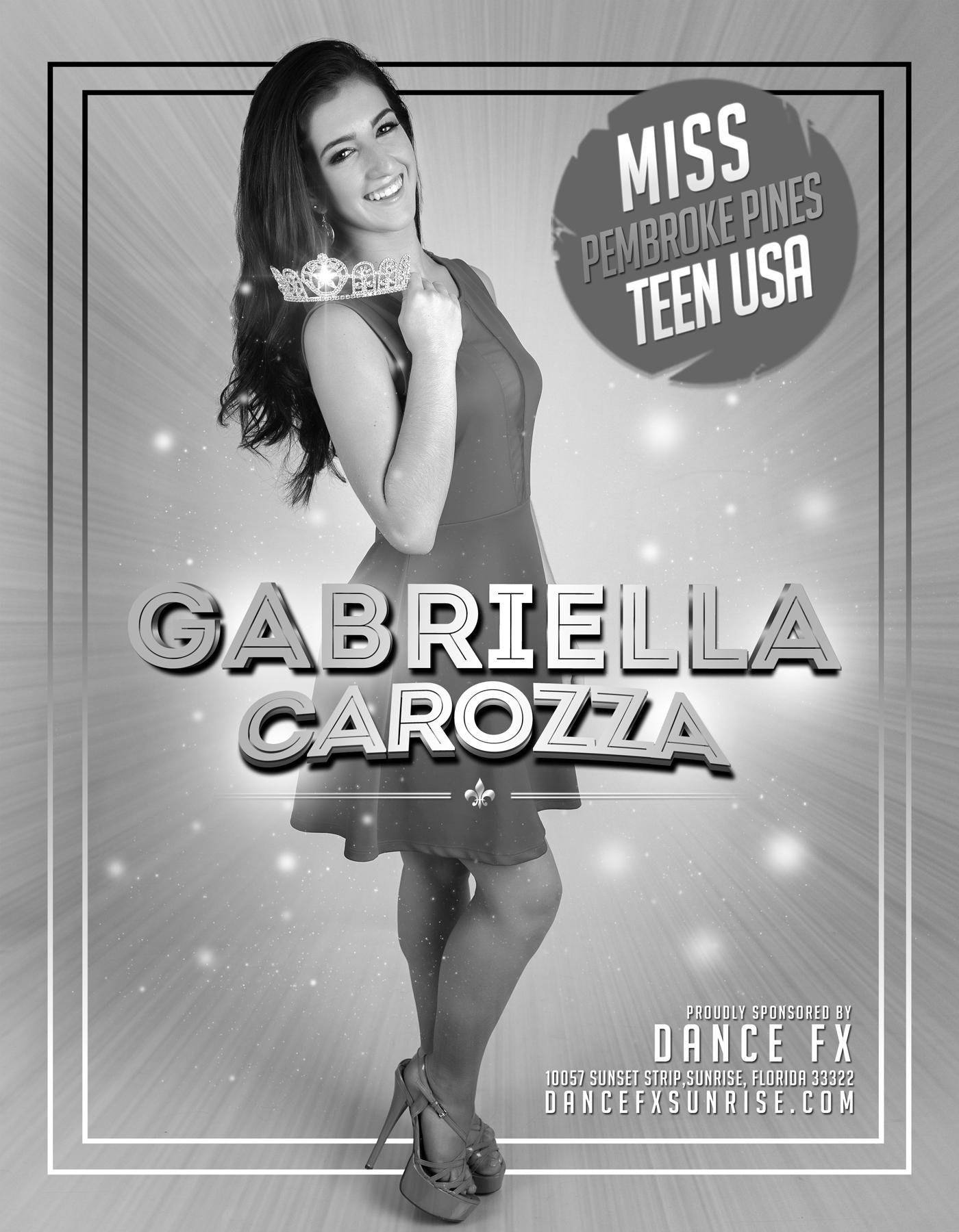 GABRIELLA CAROZZA