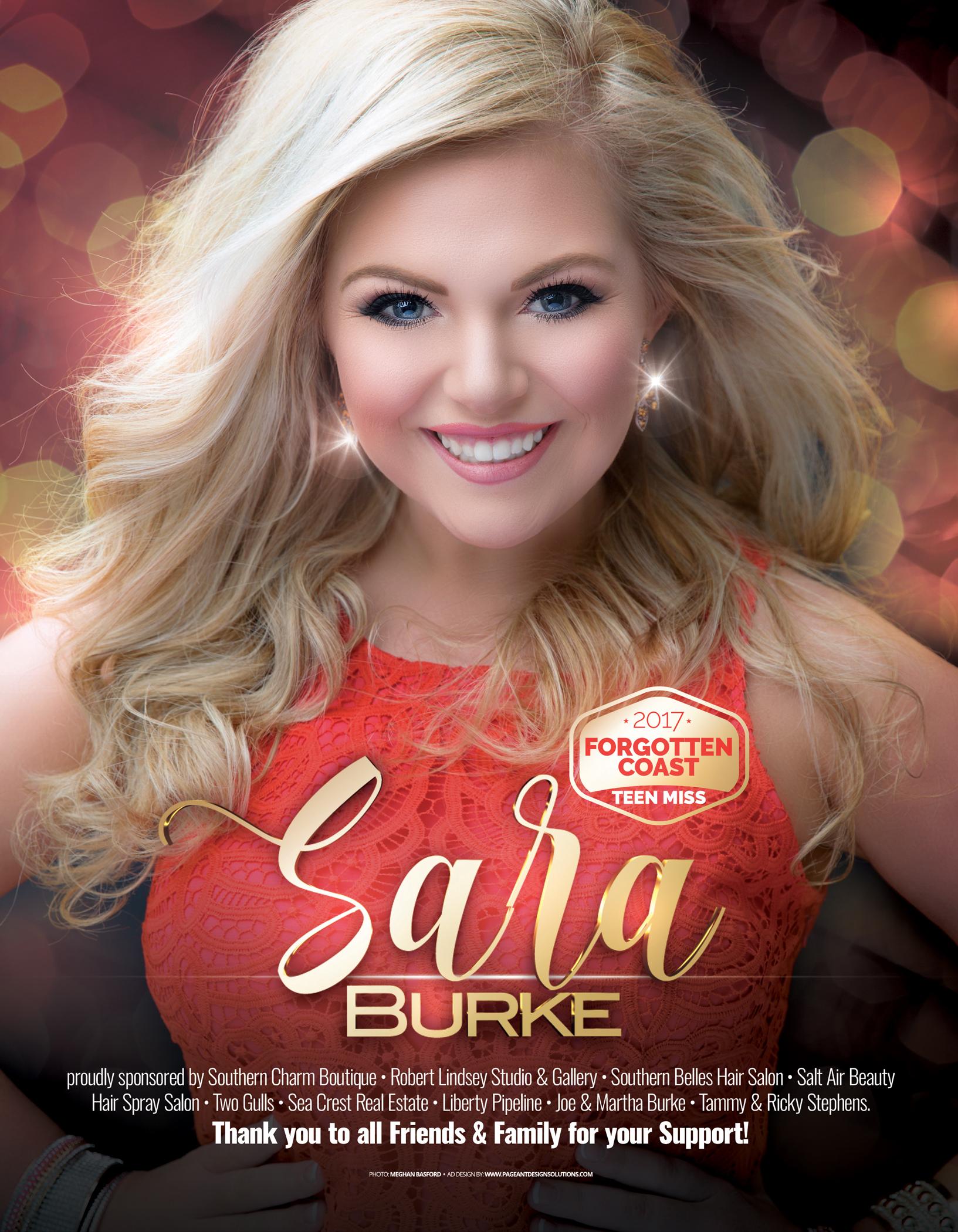 Burke, Sara AD