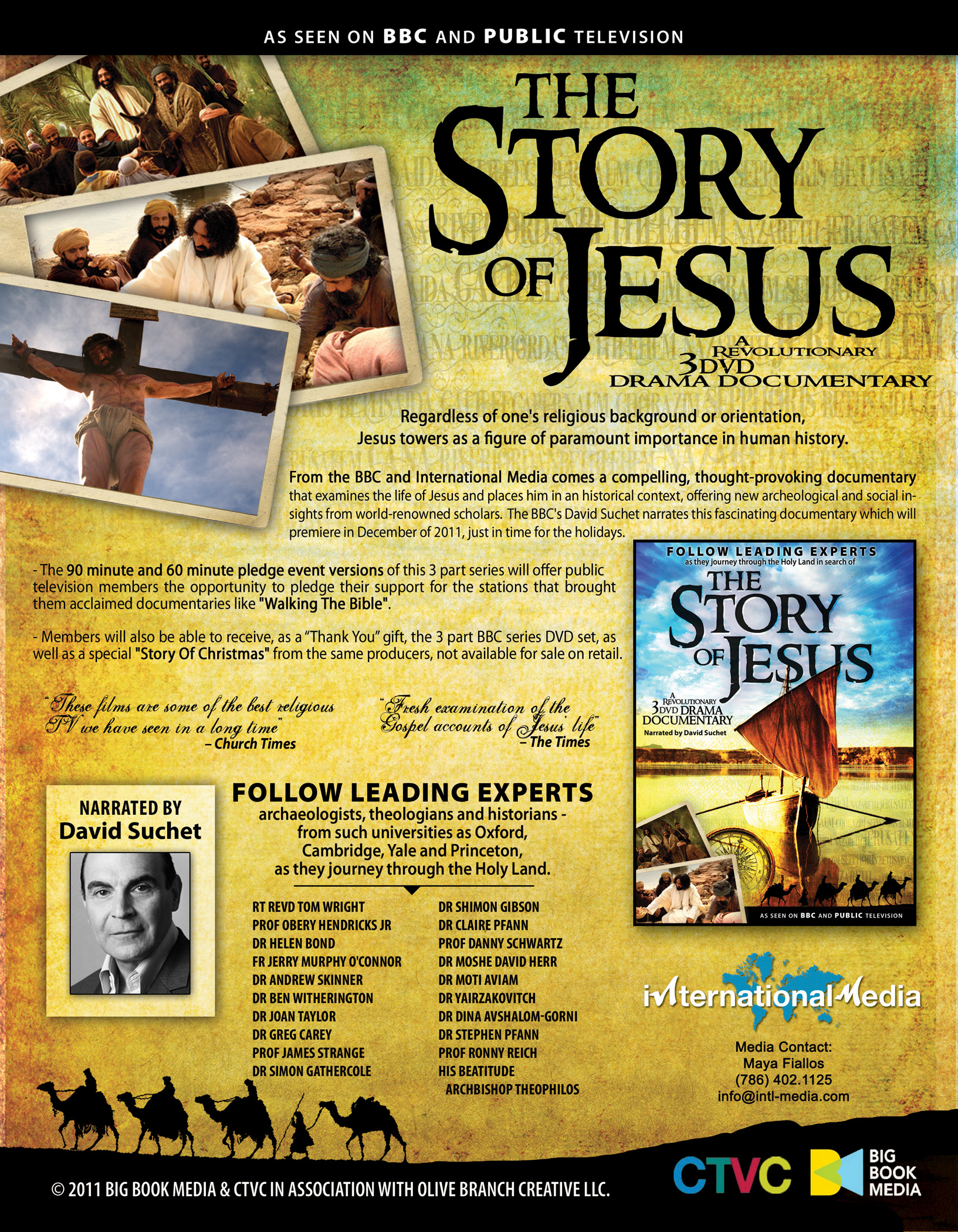 JESUS STORY One-Sheet