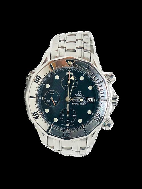 Omega Seamaster Chronograph Automático