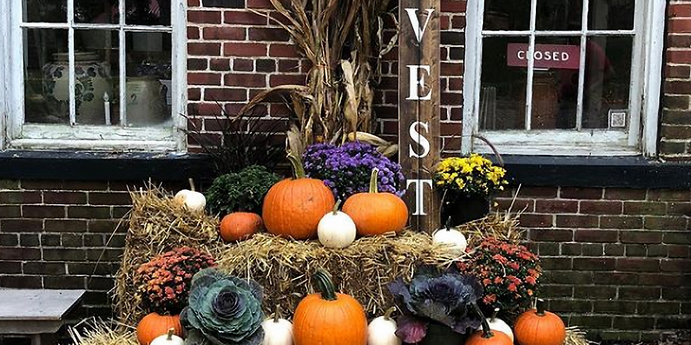 Allaire Fall Craft Market