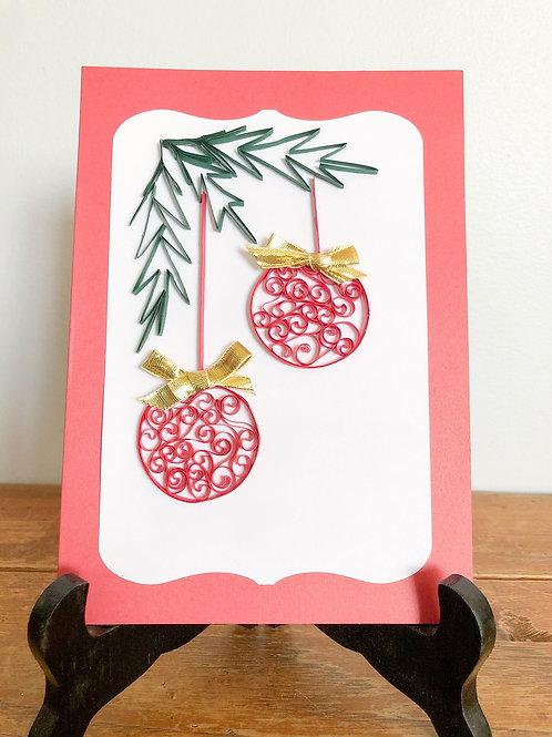 Crazy Christmas Ornament