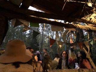 Festival a beneficio organizado por la comunidad de vecinos/as del Delta. Jornada de talleres, comid