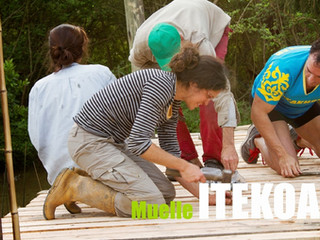 Minga de Enero en Itekoa
