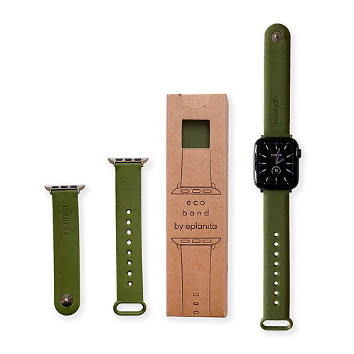 Eco Strap for Apple Watch - KHAKI -