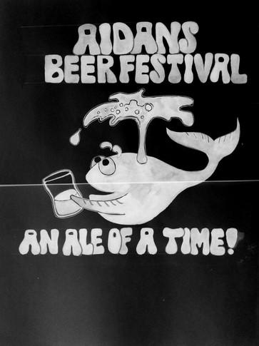 Aidan's Beer Fesival Tshirt Design
