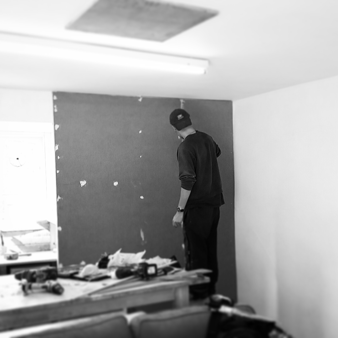 Building studio space