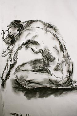 Warmup sketch