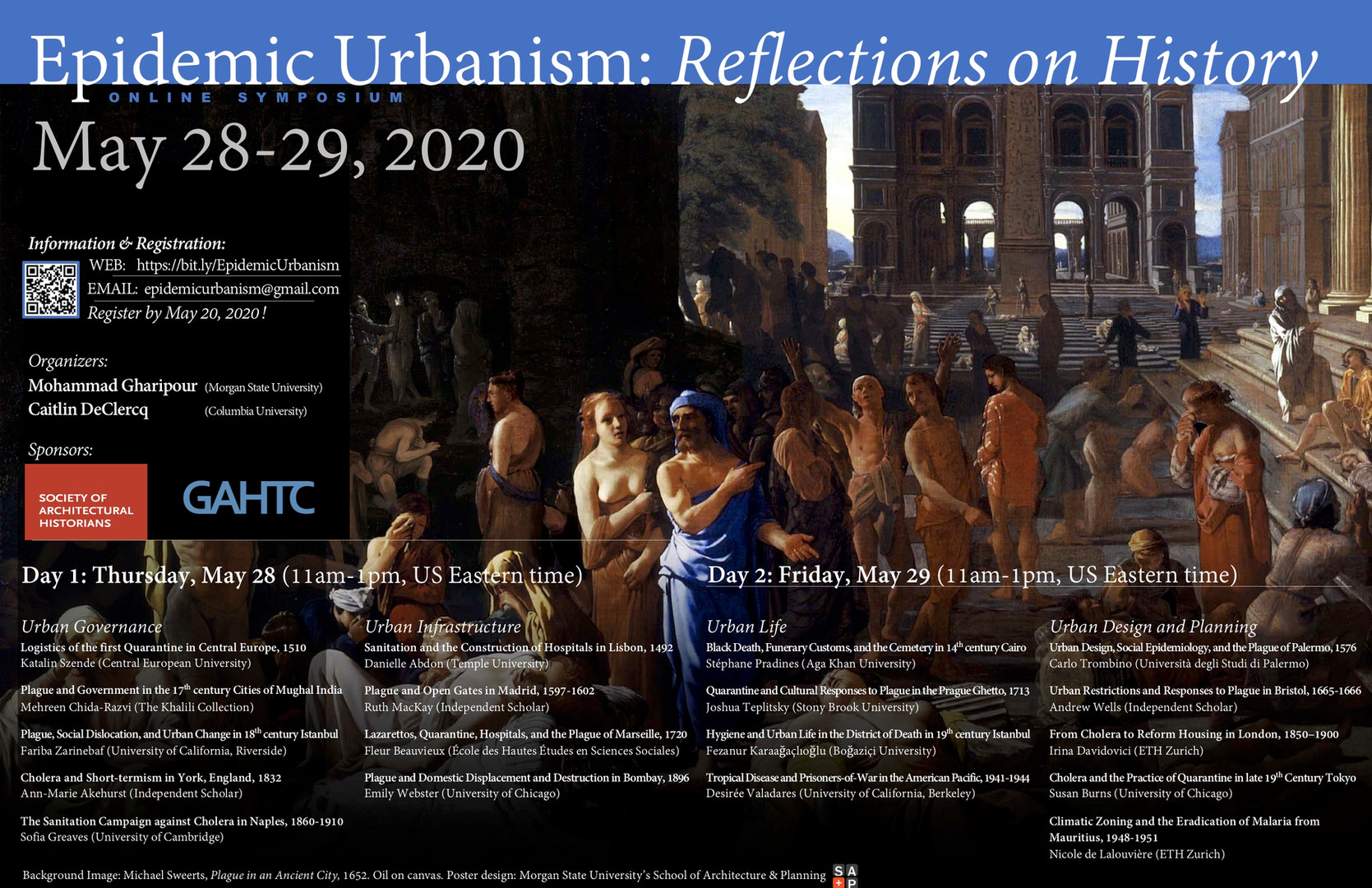 Epidemic Urbanism Covid-19 Conference Poster