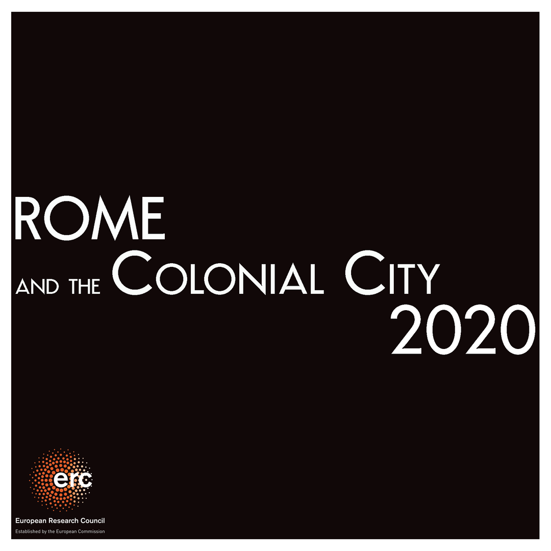 Rome and the Colonial City 2020