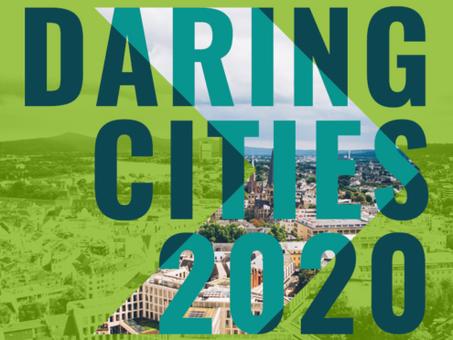 On UN Urban Agenda & Daring Cities