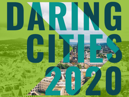On UN Urban Agenda & Daring Cities