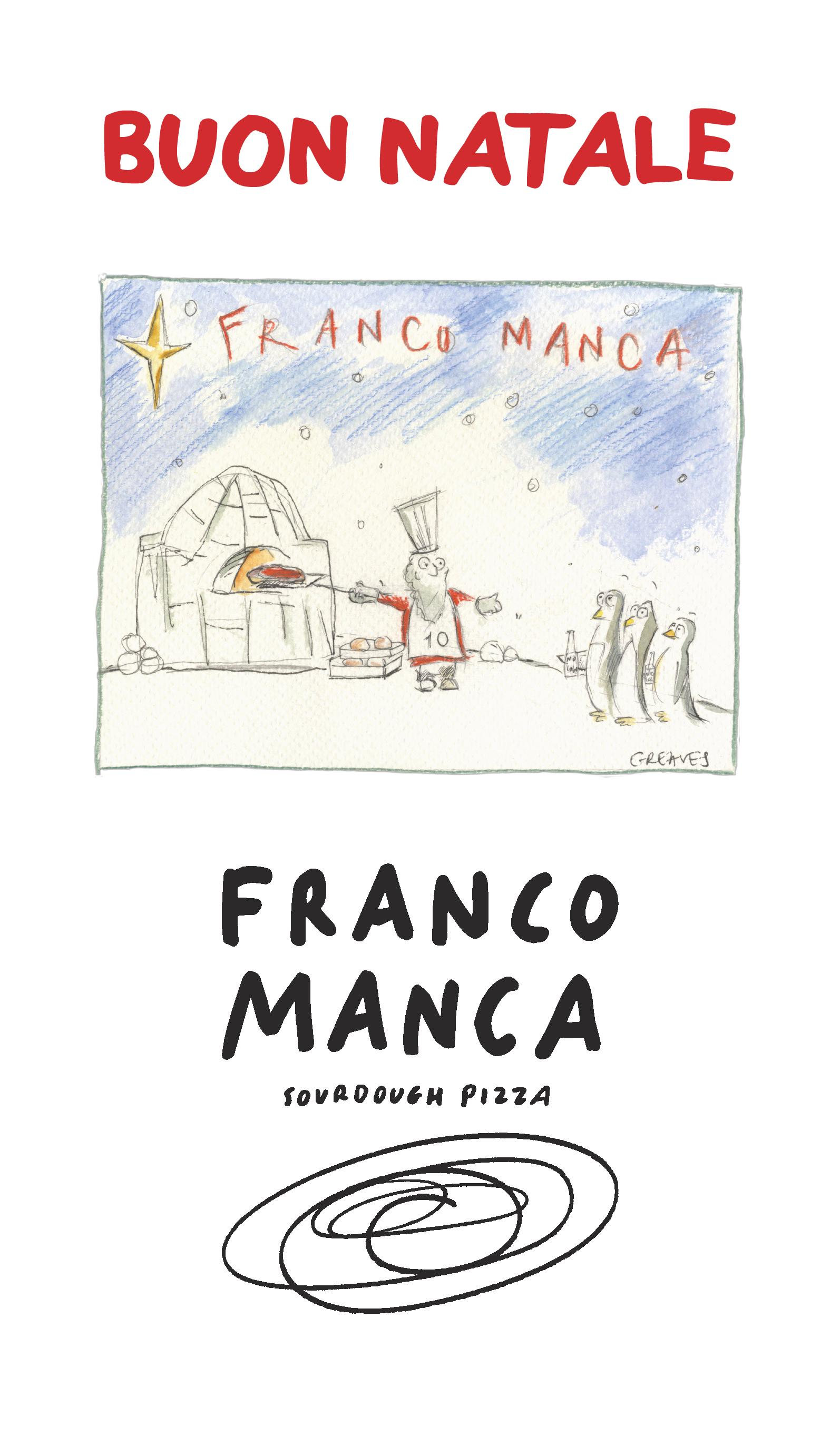 Franco Manca Restaurant Designs
