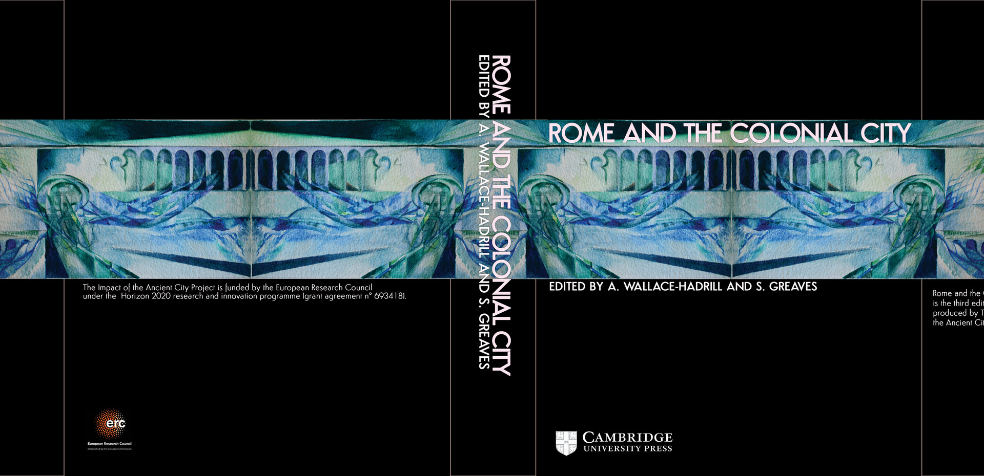 Rome and the Colonial City Book Jacket