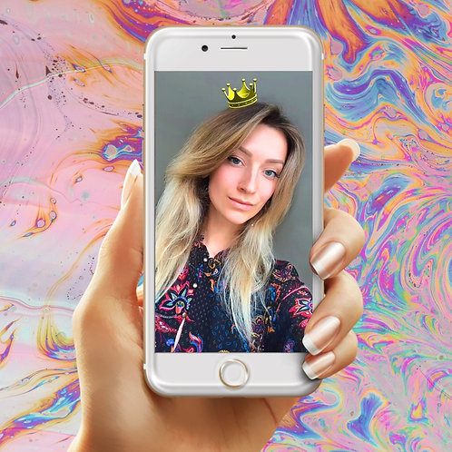 Instagram Story Face Filter - Online Kurs